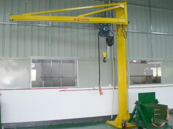 悬臂吊起重机价格与哪些因素有关?