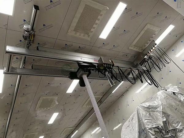 自立式铝轨系统